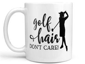 Golf Hair Don't Care Coffee Mug,Coffee Mugs Never Lie,Coffee Mug