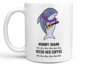 Mommy Shark Coffee Mug,Coffee Mugs Never Lie,Coffee Mug