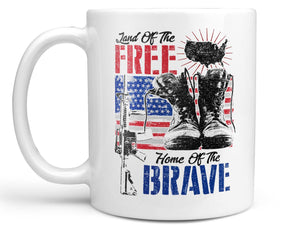 Home of the Brave Coffee Mug,Coffee Mugs Never Lie,Coffee Mug