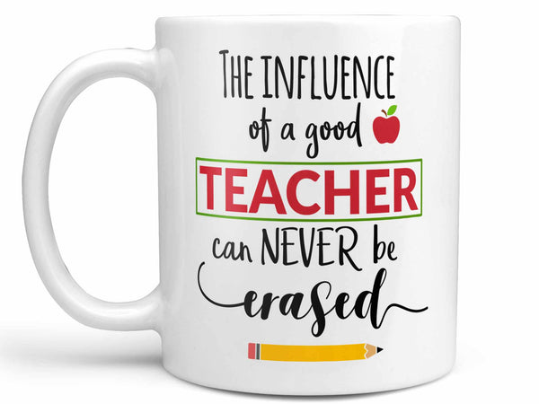 Teacher Influence Coffee Mug,Coffee Mugs Never Lie,Coffee Mug