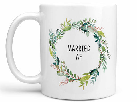 Married AF Coffee Mug,Coffee Mugs Never Lie,Coffee Mug