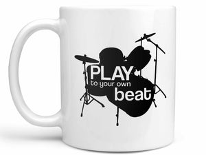 Play to Your Own Beat Coffee Mug