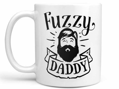 Fuzzy Daddy Coffee Mug,Coffee Mugs Never Lie,Coffee Mug
