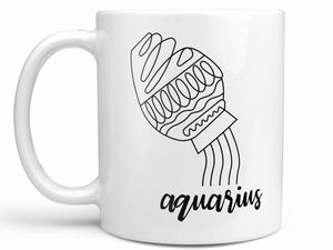 Aquarius Coffee Mug,Coffee Mugs Never Lie,Coffee Mug