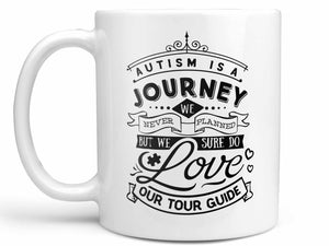 Autism is a Journey Coffee Mug,Coffee Mugs Never Lie,Coffee Mug
