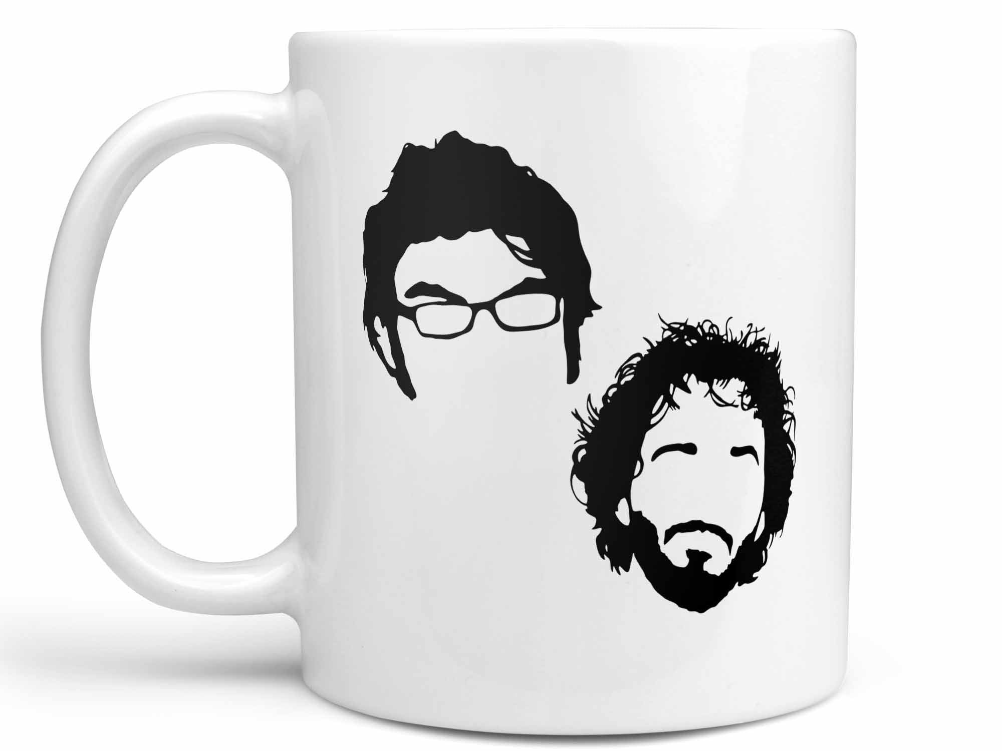 Jemaine and Bret Coffee Mug
