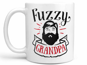 Fuzzy Grandpa Coffee Mug,Coffee Mugs Never Lie,Coffee Mug