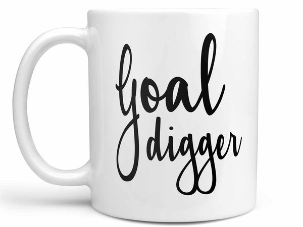 Goal Digger Coffee Mug,Coffee Mugs Never Lie,Coffee Mug