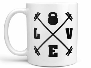 Gym Love Coffee Mug,Coffee Mugs Never Lie,Coffee Mug