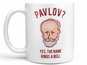 Pavlov Rings a Bell Coffee Mug,Coffee Mugs Never Lie,Coffee Mug