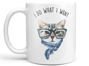 I Do What I Want Cat Coffee Mug,Coffee Mugs Never Lie,Coffee Mug
