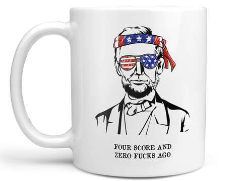 Abraham Lincoln Coffee Mug,Coffee Mugs Never Lie,Coffee Mug