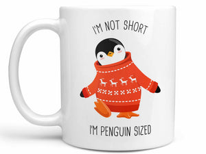 Penguin Sized Coffee Mug,Coffee Mugs Never Lie,Coffee Mug