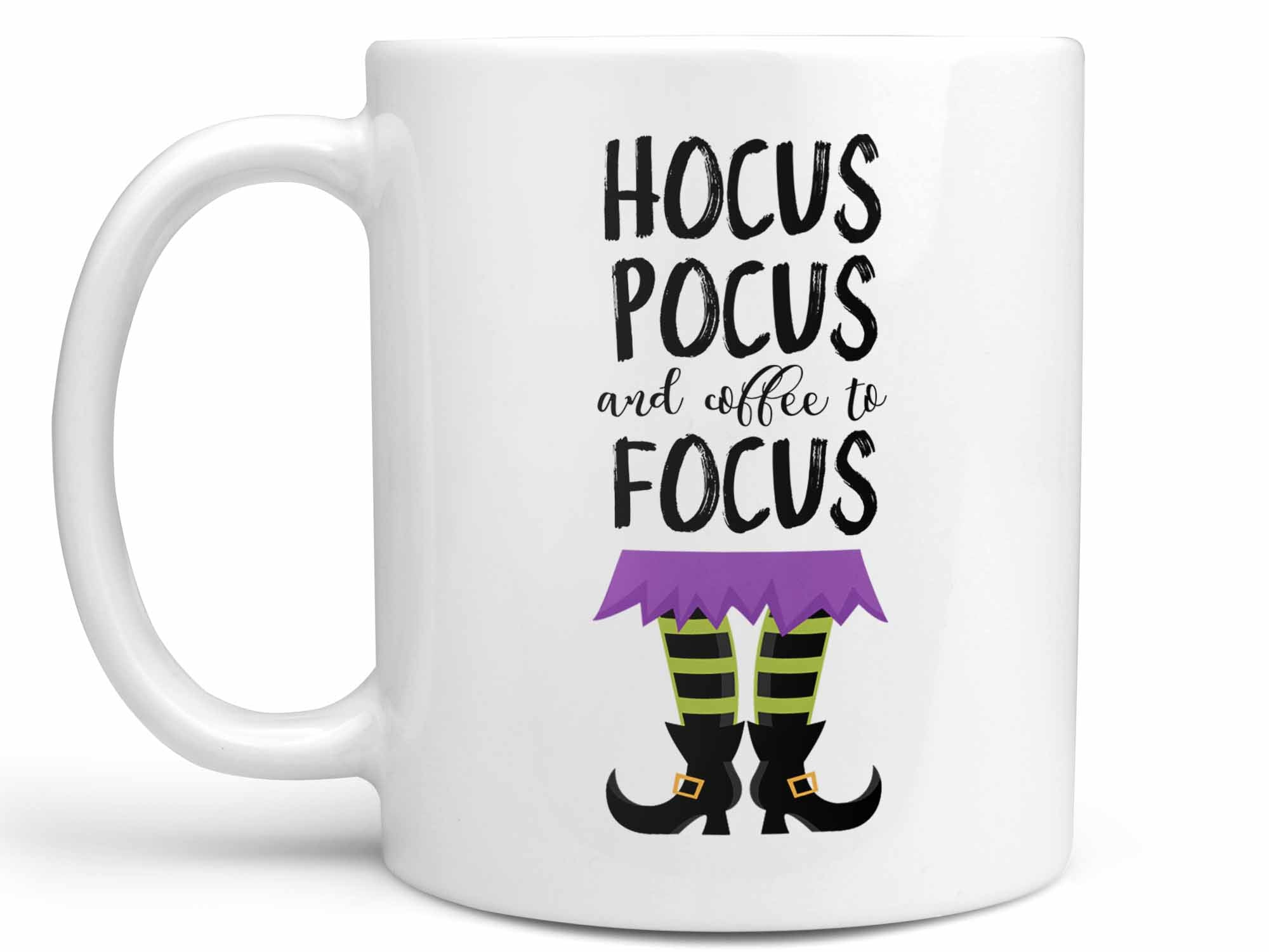 Halloween Focus Coffee Mug,Coffee Mugs Never Lie,Coffee Mug