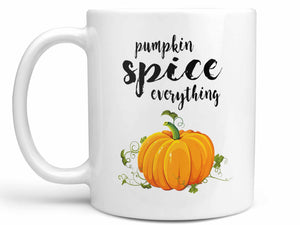 Pumpkin Spice Everything Coffee Mug,Coffee Mugs Never Lie,Coffee Mug