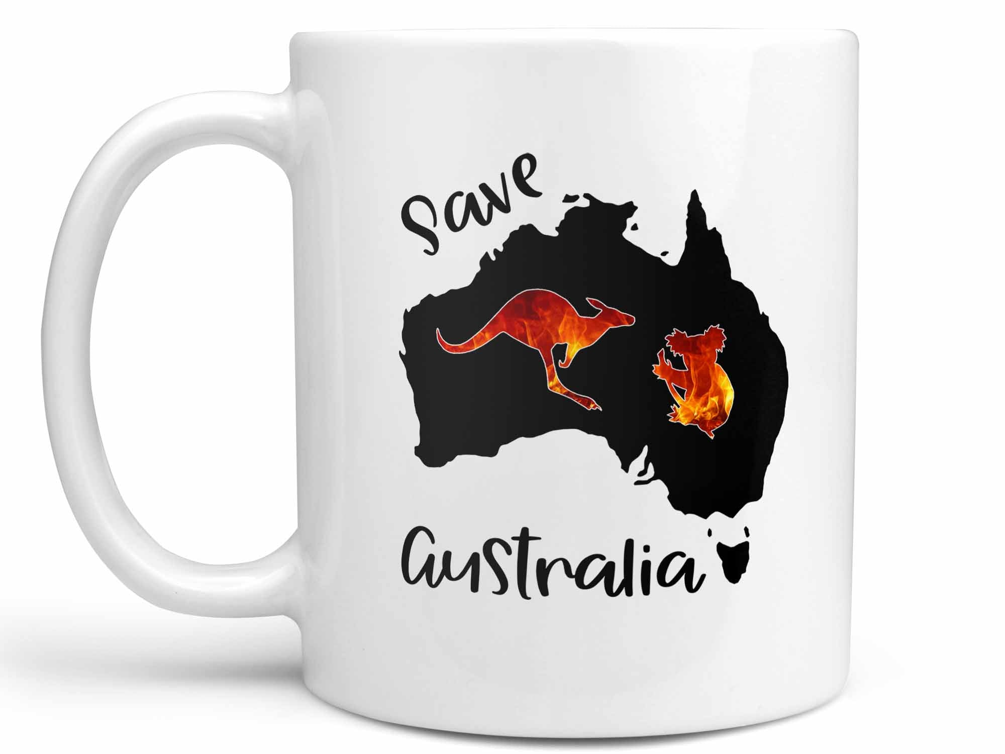Save Australia Benefit Coffee Mug