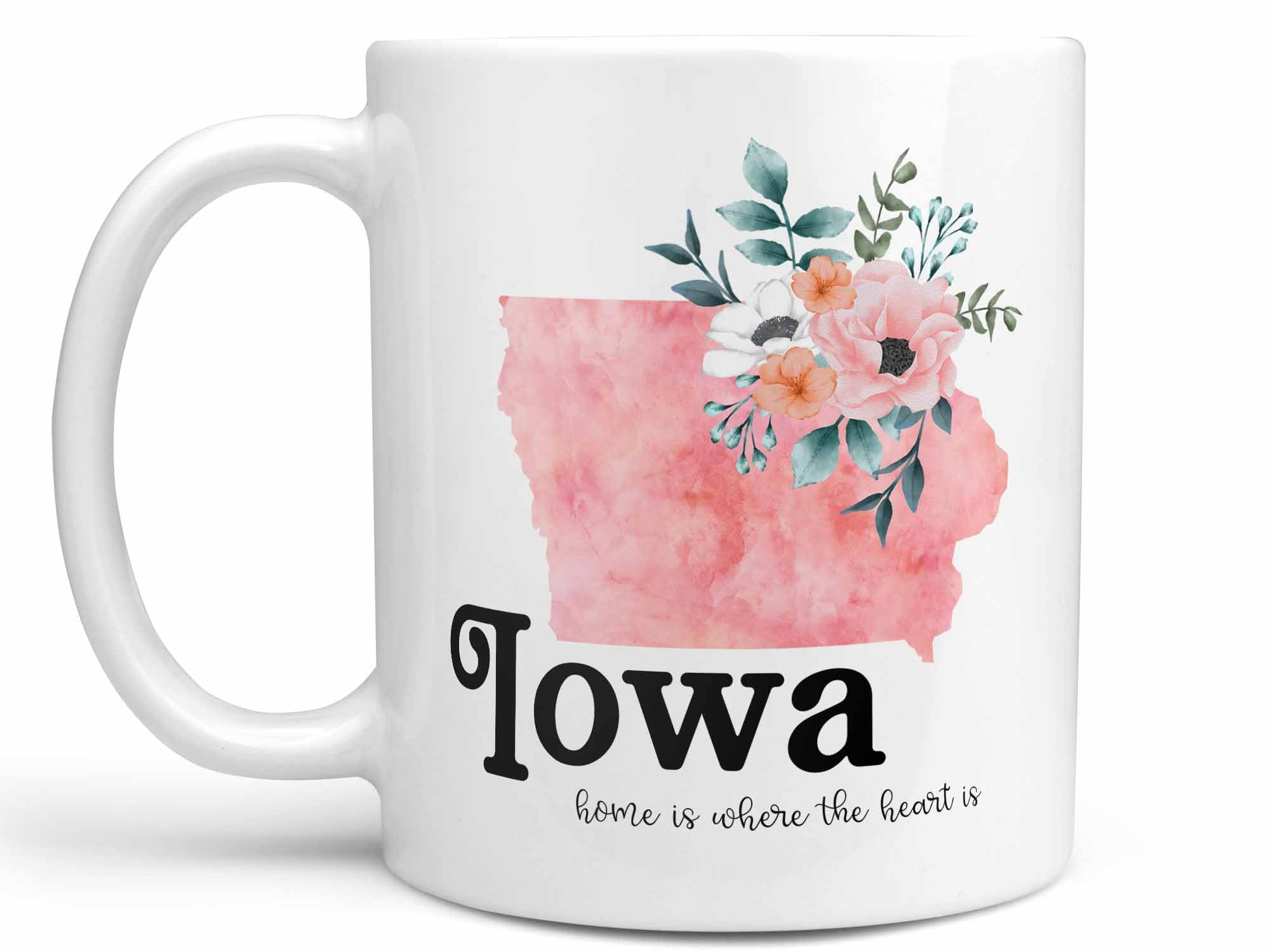 Iowa Home Coffee Mug,Coffee Mugs Never Lie,Coffee Mug