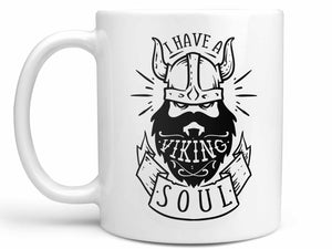 I Have a Viking Soul Coffee Mug,Coffee Mugs Never Lie,Coffee Mug