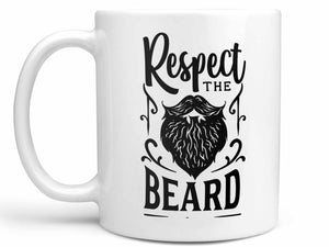 Respect the Beard Coffee Mug,Coffee Mugs Never Lie,Coffee Mug