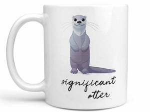 Significant Otter Coffee Mug,Coffee Mugs Never Lie,Coffee Mug