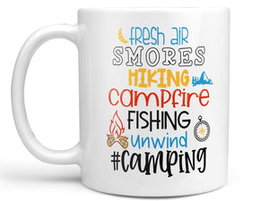 Ultimate Camping Coffee Mug,Coffee Mugs Never Lie,Coffee Mug