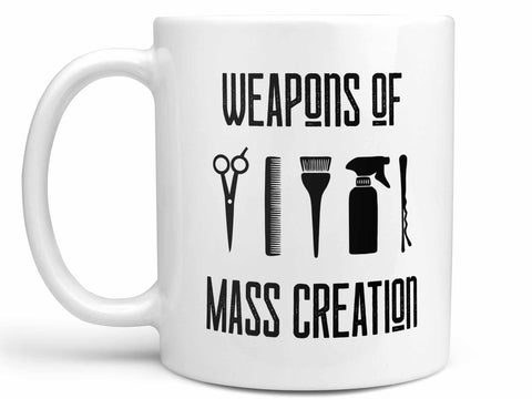Weapons of Mass Creation Coffee Mug,Coffee Mugs Never Lie,Coffee Mug