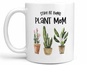 Stay at Home Plant Mom Coffee Mug,Coffee Mugs Never Lie,Coffee Mug