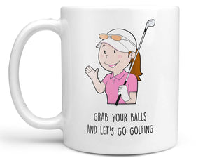 Let's Go Golfing Coffee Mug,Coffee Mugs Never Lie,Coffee Mug