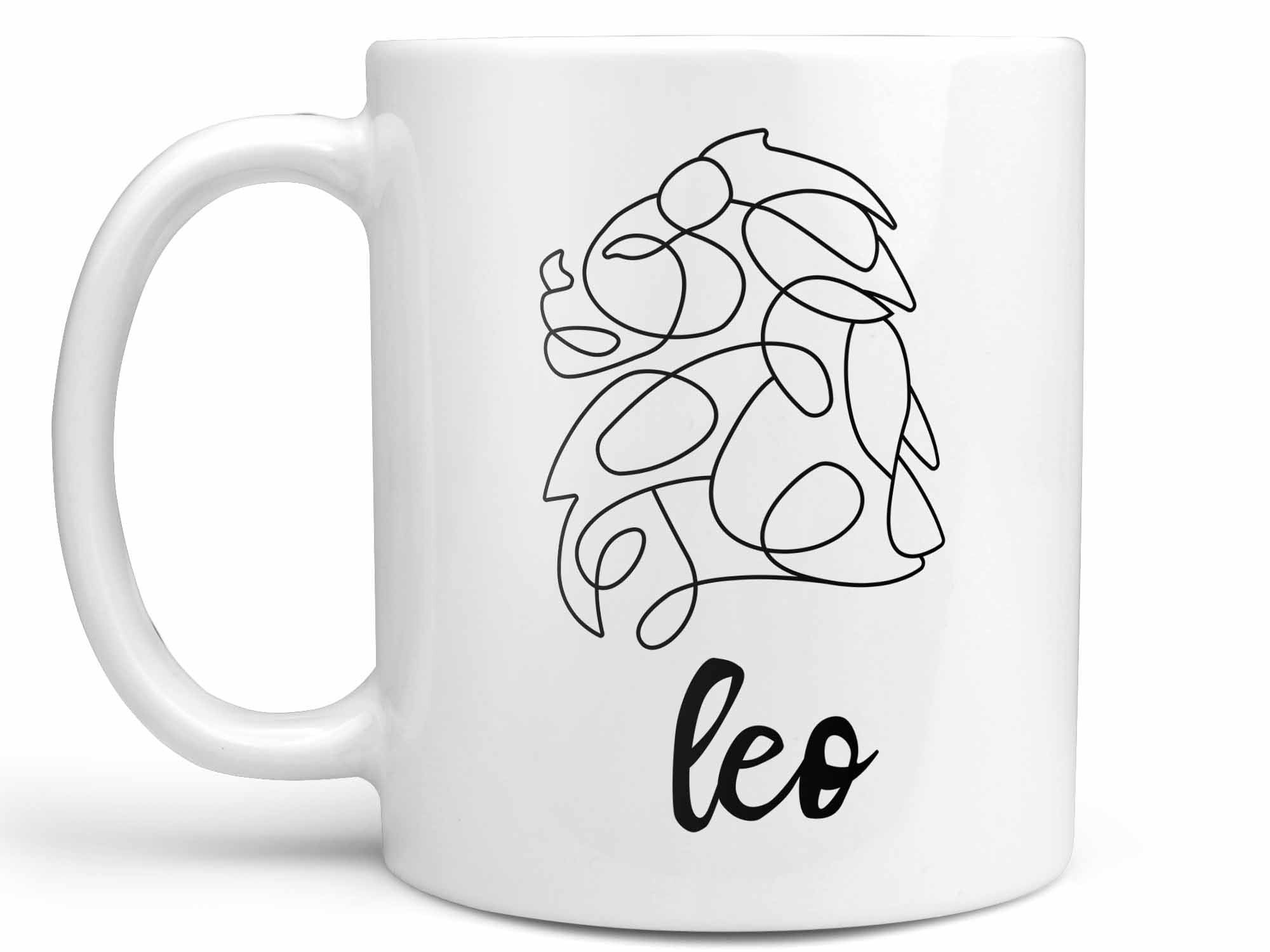 Leo Coffee Mug,Coffee Mugs Never Lie,Coffee Mug