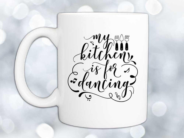 Kitchen Dancing Coffee Mug,Coffee Mugs Never Lie,Coffee Mug