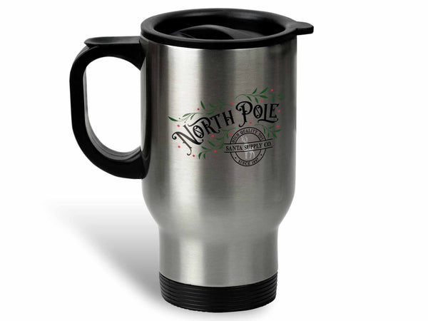 North Pole Supply Co. Coffee Mug,Coffee Mugs Never Lie,Coffee Mug