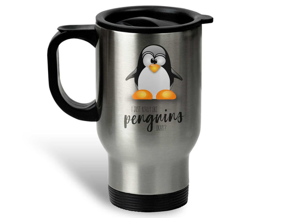 Jacob the Penguin Coffee Mug,Coffee Mugs Never Lie,Coffee Mug