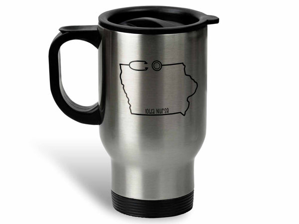 Iowa Nurse Coffee Mug