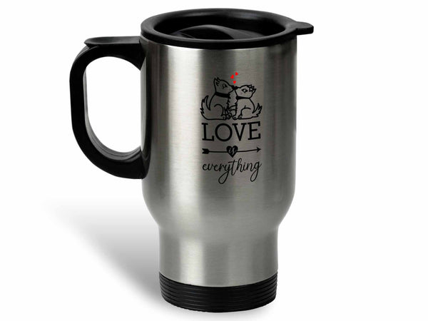 Kissing Dogs Coffee Mug,Coffee Mugs Never Lie,Coffee Mug