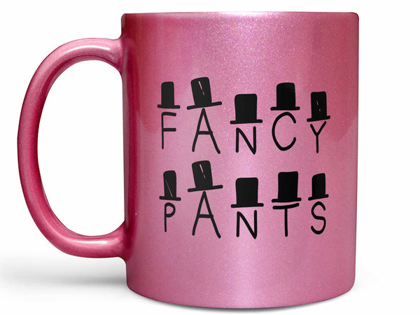 Fancy Pants Coffee Mug