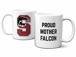 Proud Mother Falcon Coffee Mug,Coffee Mugs Never Lie,Coffee Mug