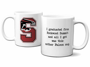 Graduated Summit Coffee Mug,Coffee Mugs Never Lie,Coffee Mug