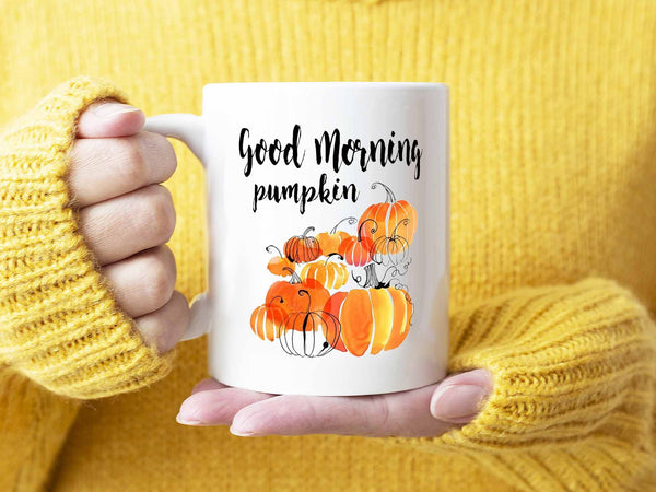Good Morning Pumpkin Coffee Mug,Coffee Mugs Never Lie,Coffee Mug
