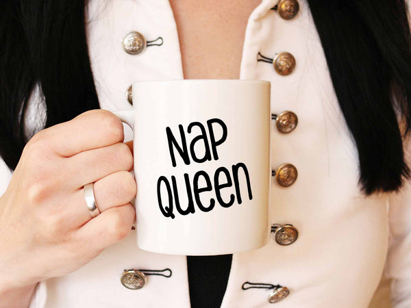 Nap Queen Coffee Mug
