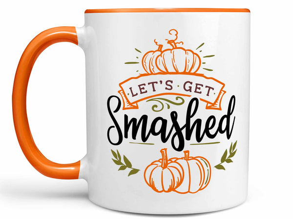 Get Smashed Pumpkin Coffee Mug,Coffee Mugs Never Lie,Coffee Mug