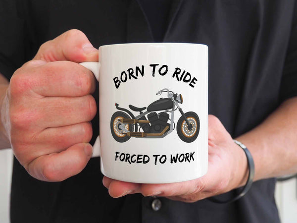 Born to Ride Coffee Mug