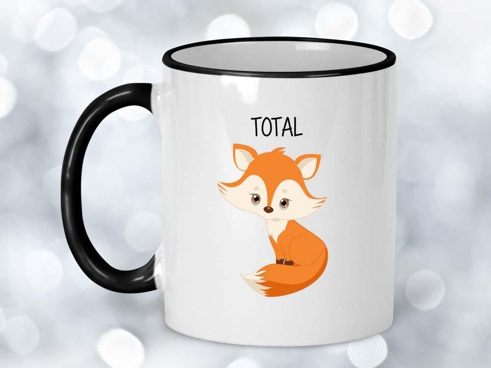 Funny Coffee Mugs Total Fox Coffee Mug By Coffee Mugs Never Lie