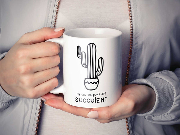 My Cactus Puns Coffee Mug,Coffee Mugs Never Lie,Coffee Mug