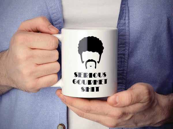 Serious Gourmet Shit Coffee Mug,Coffee Mugs Never Lie,Coffee Mug