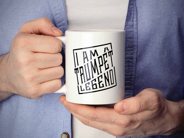 Trumpet Legend Coffee Mug