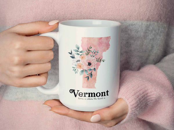 Vermont Home Coffee Mug,Coffee Mugs Never Lie,Coffee Mug