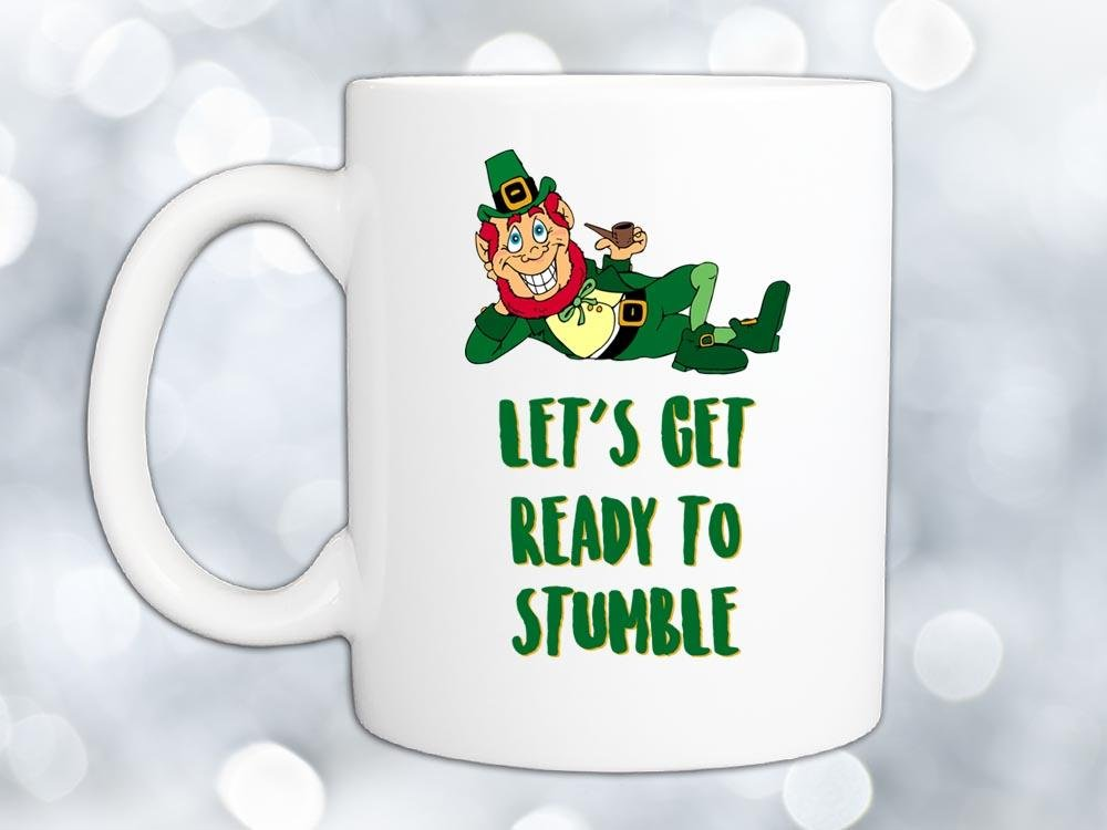 St. Patrick's Day Coffee Mug,Coffee Mugs Never Lie,Coffee Mug