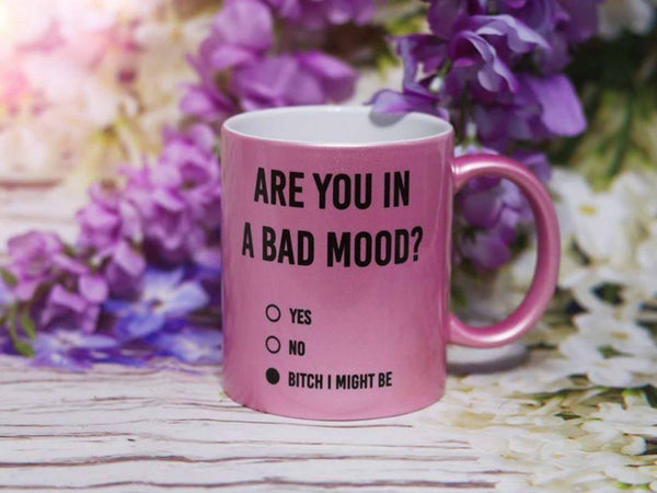 Are You in a Bad Mood Coffee Mug