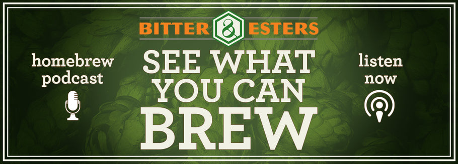 See What You Can Brew - E1 - Le Podcast Beginnith