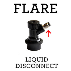 Liquid Quick Disconnect (Flare)